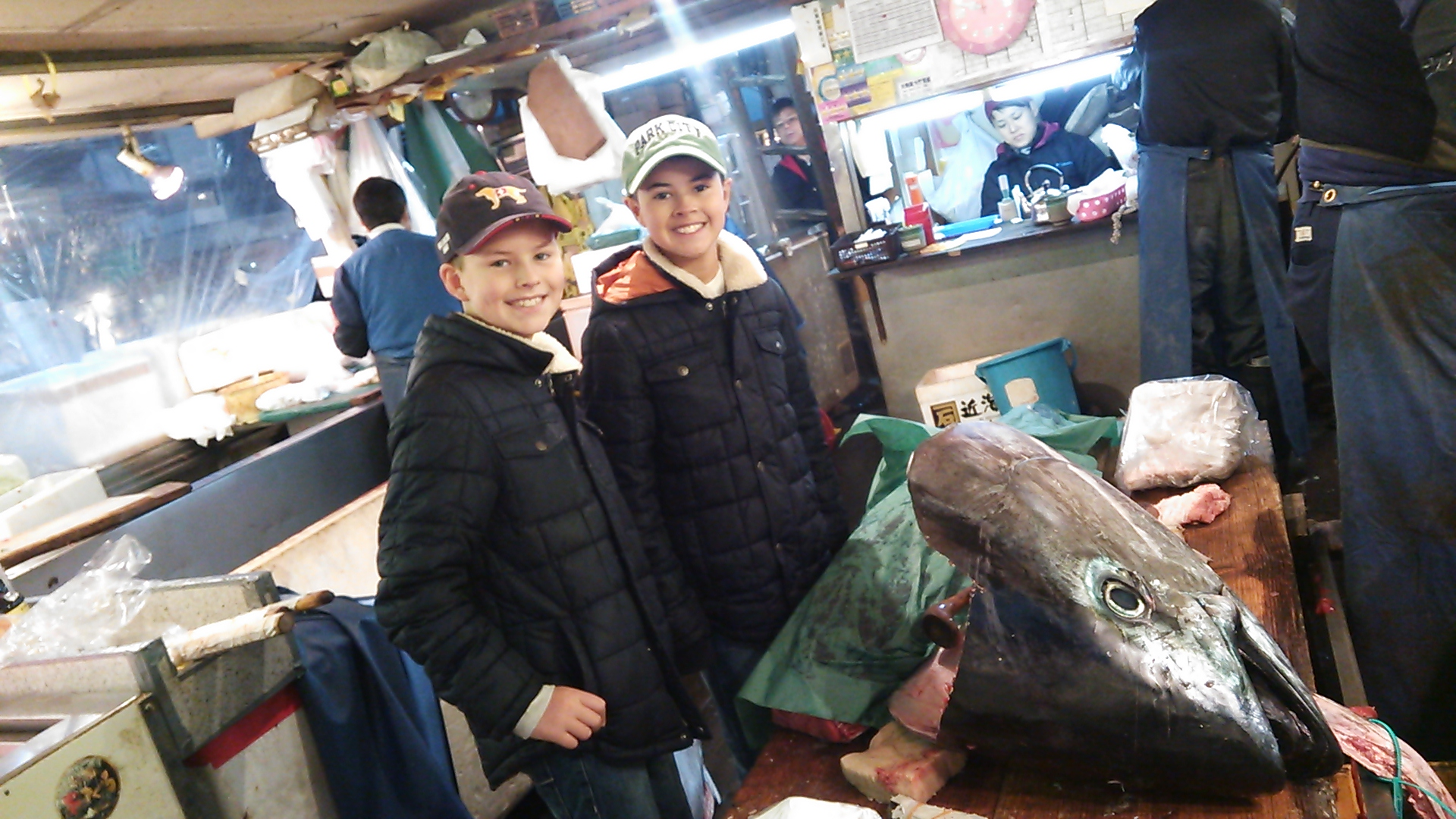 expert led tour of tsukiji fish market gaijin tours