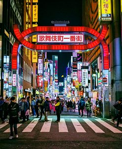 Shinjuku Nightlife Walking Tour & Golden-Gai Bar Crawl